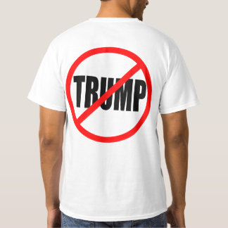 """""""NO TRUMP"""" (double-sided) T-Shirt"""