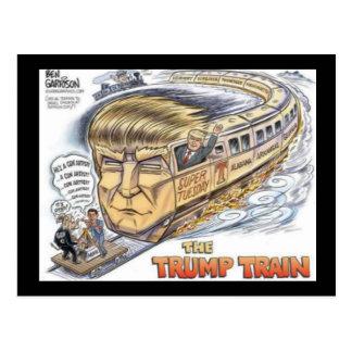 No Trump NO Vote Post Card