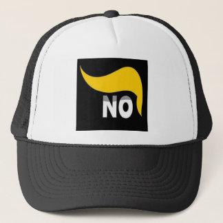 No trump trucker hat