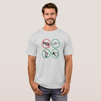 No Trumpet T-Shirt