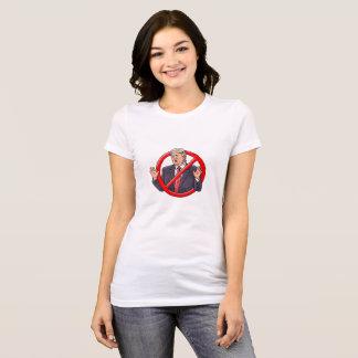 """""""NO TUMP"""" T-shirt"""
