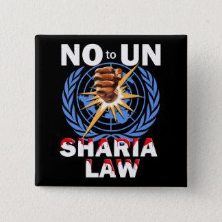 No UN Sharia Law Button