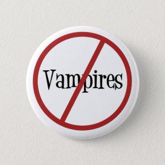 No Vampires Button