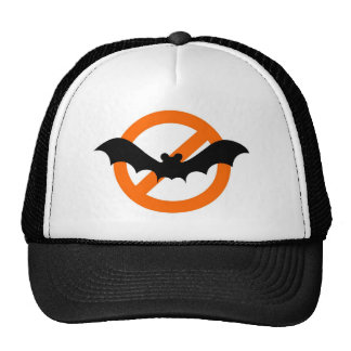 No Vampires Mesh Hats