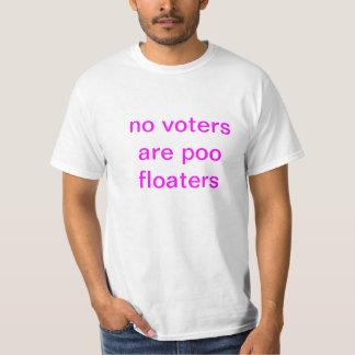 no voters T-Shirt