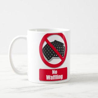 no waffling coffee mug