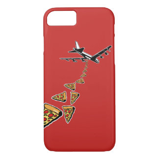 No war more pizza iPhone 8/7 case