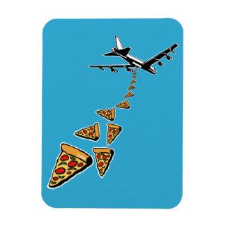 No war more pizza magnet