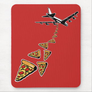 No war more pizza mouse pad