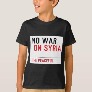 NO-WAR-ON SYRIA T-Shirt