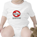 No Whining In Phlebotomy T-shirts