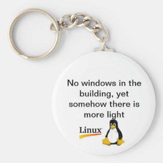 No Windows Linux Key Ring
