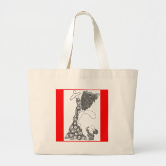 No wire hangers! canvas bags