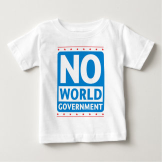 No World Government #1 Baby T-Shirt
