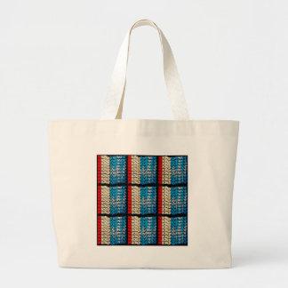 No World Government Jumbo Tote Bag