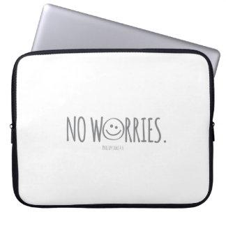No Worries Laptop Case