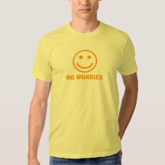 NO WORRIES TEE