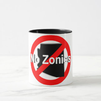 No Zonies! Coffee Mug