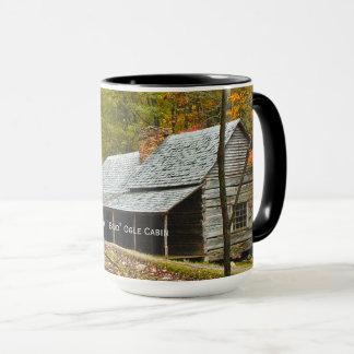 "Noah ""Bud"" Ogle Cabin Travel Photography Mug"