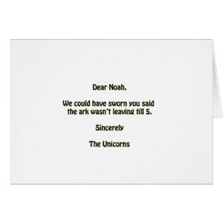 Noah Card