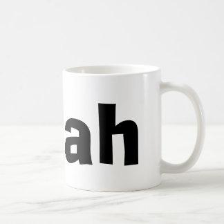 Noah Coffee Mug