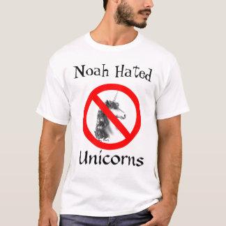 Noah Hated Unicorns T-Shirt