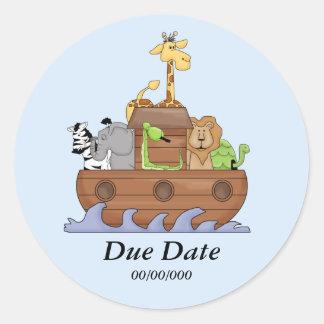 Noah s Ark Customizable Sticker