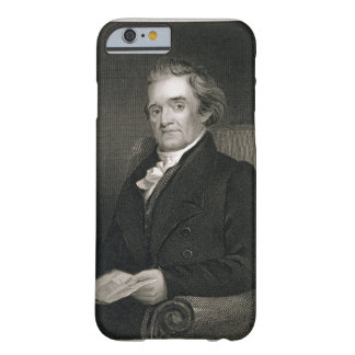 Noah Webster (1758-1843) engraved by Frederick W. Barely There iPhone 6 Case