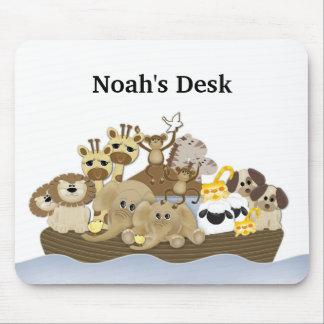 Noah's Ark Desk Mouse Pad