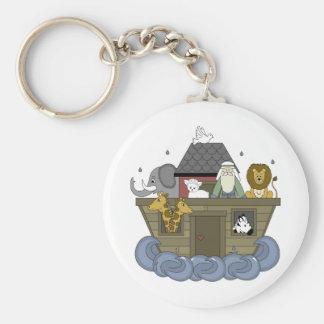 Noahs Ark Keychain