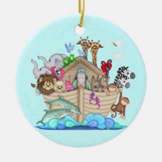 Noah's Ark Ornament