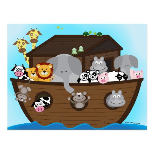 Noah's Ark Postcards