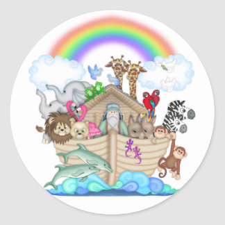 Noah's Ark Sticker