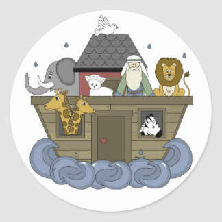 Noahs Ark Stickers