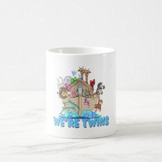 Noah's Ark We're Twins Coffee Mug