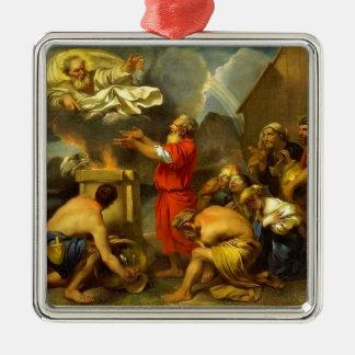 Noah's Burnt Offering & God's Convenant Ornament