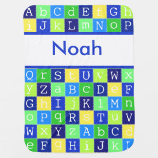 Noah's Personalized Blanket