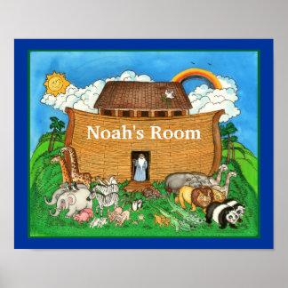 Noah's Room - Poster