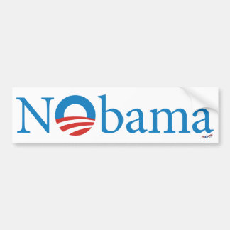 NObama 1 sticker