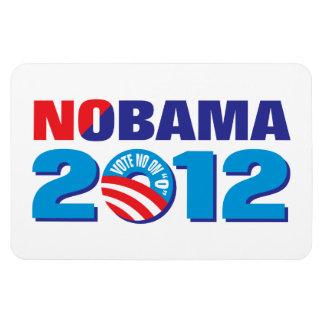 NOBAMA 2012 FLEXIBLE MAGNET
