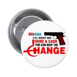 Nobama - Keep The Change Button