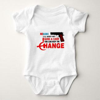 Nobama - Keep The Change! Shirt