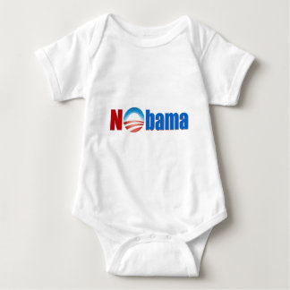 Nobama - No Obama Baby Bodysuit