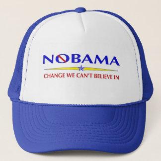 Nobama Obama Trucker Hat