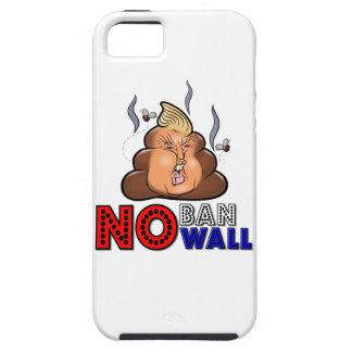 NoBanNoWall No Ban No Wall Protest Immigration Ban iPhone 5 Case