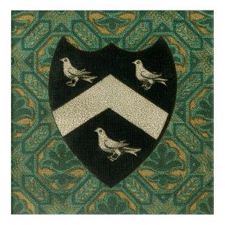 Noble Crest II Acrylic Print