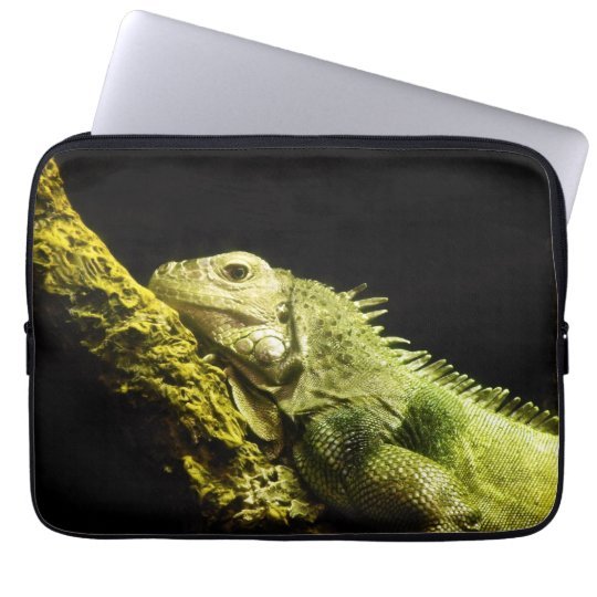 Noble Iguana Laptop Sleeve