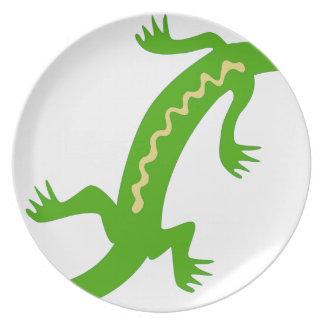 Noble Lizard Plate