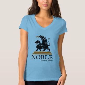 NOBLE Shower Doors Ladies T-Shirt