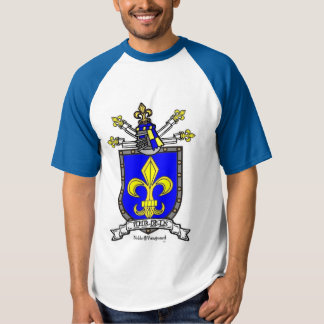 Noble Vanguard House of Fleur-De-Lis Shirt